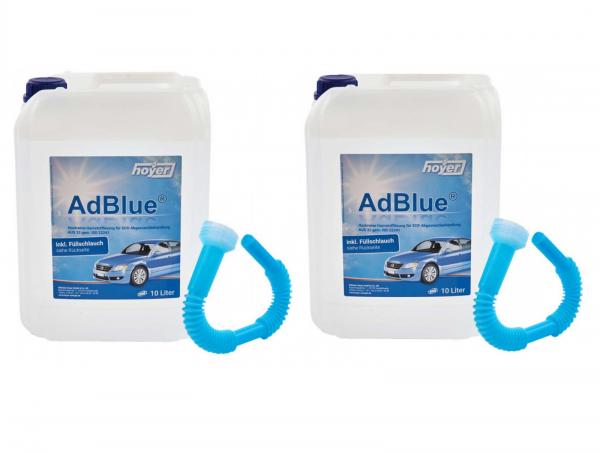 Hoyer AdBlue 2 x 10 Liter Kanister 76040088-1