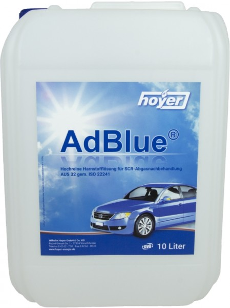 Hoyer AdBlue 10 Liter Kanister 76040088