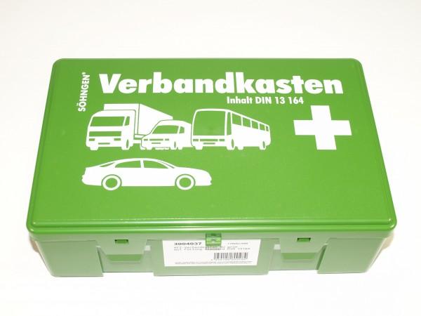 KFZ-Verbandskasten KU-grün